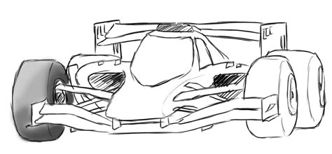 Formula 1 Sketches by Race Circuit Design Stylepixelstudios