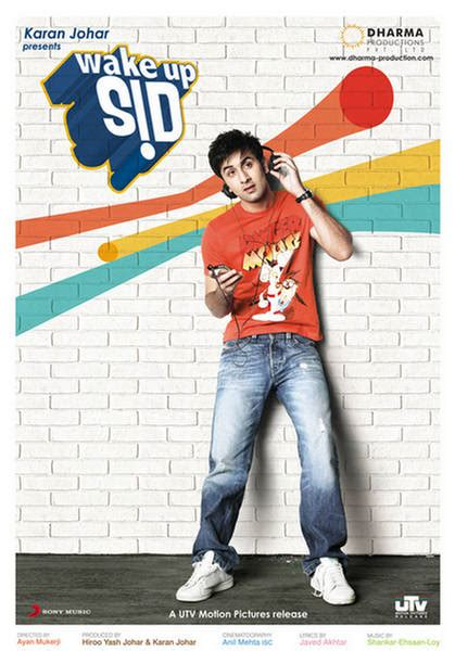 film wake up sid wake up sid 2009 lazy slacker movie posters xcitefun net