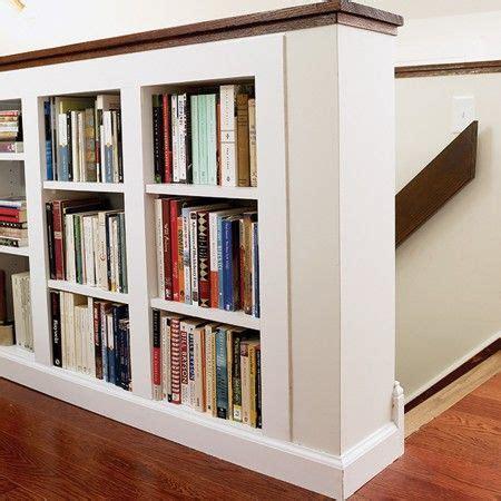 Bookshelf In Wall Libreria Salvaspazio Per Una Casa Piccola La Figurina
