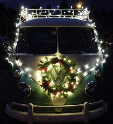 20 diy christmas car decorations do it yourself ideas