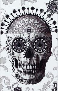 Footstep Skull Black 17 best images about skulls on skull tattoos skulls and day of
