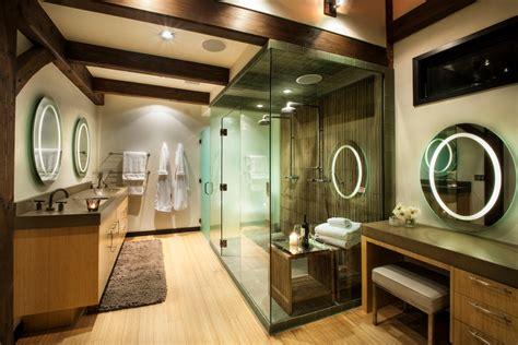 river contemporary bathroom denver