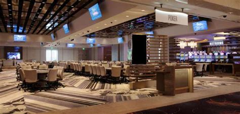 Mgm National Harbor S Poker Room Experiencing Incredibly