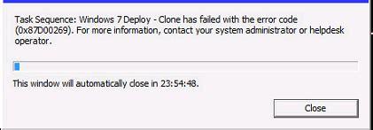 venu singireddy's blog: task sequence failed with error