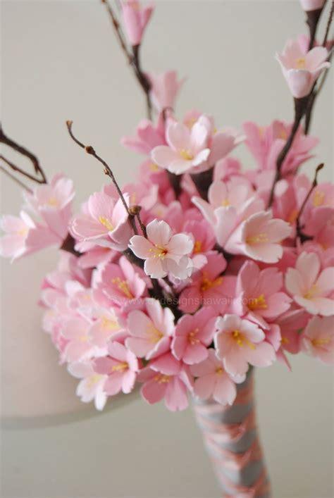 cherry blossom arrangements 25 best ideas about cherry blossom bouquet on pinterest