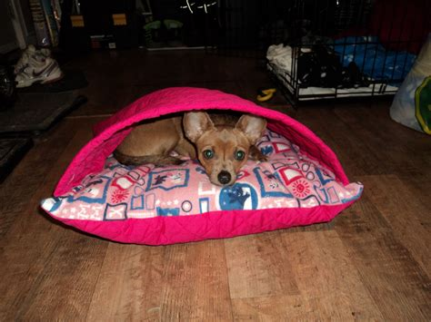 dog bed cave diy idea dog cave bed snuggle bed for the furry family