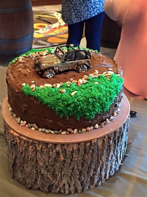Best  Ee  Ideas Ee   About Jeep Cake On Pinterest  Ee  Birthday Ee   Cake