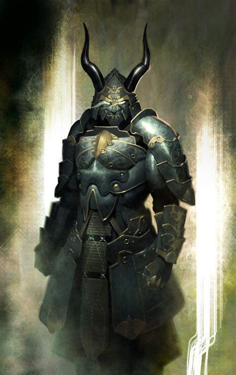 samurai demon armor legion demon setotaishō demon samurai warrior from 3rd