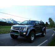 Isuzu D Max Photo 57993