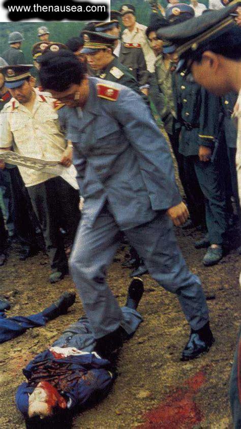 imagenes fuertes de ejecuciones secuencia de fotos de ejecuciones en china ayuda al