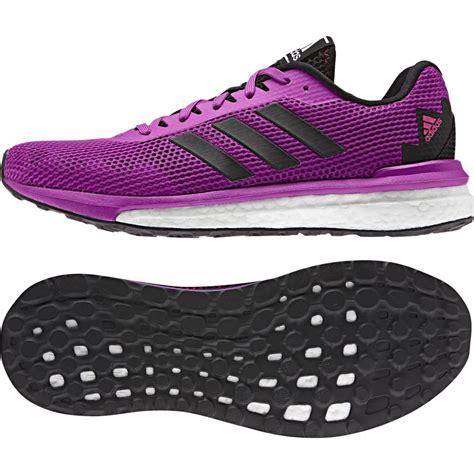 Adidas Vengefull Boost adidas vengeful boost aq6093 purple black running shoe