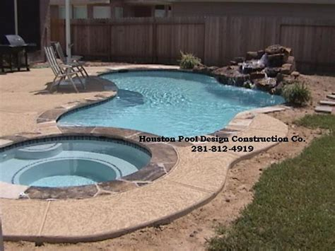 backyard pools and spas homeofficedecoration swimming pool designs with spa