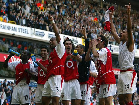 arsenal invincible the daily arsenal durham questions the invincibles