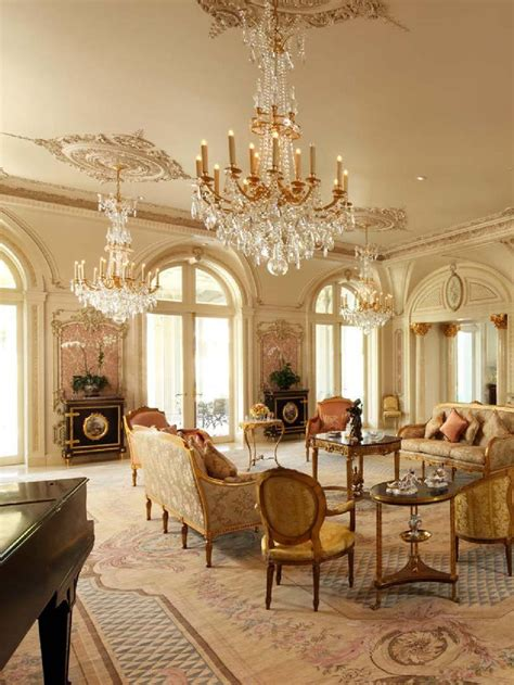 european neo classical style ii   mansion interior