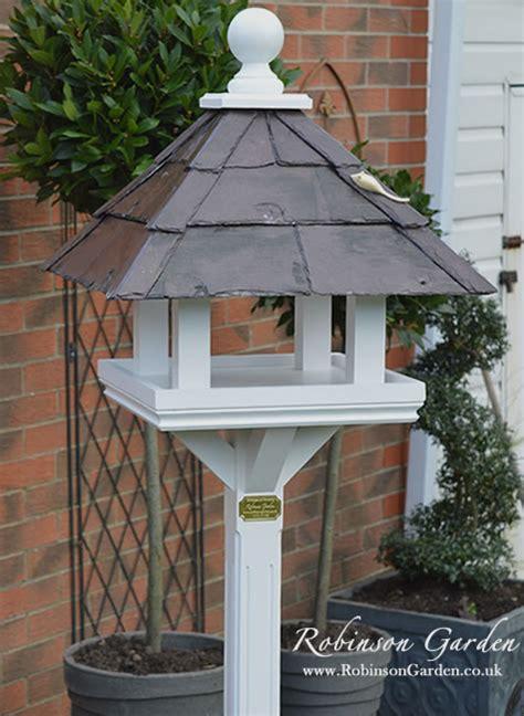 bird table aftercare guide robinson garden bird tables