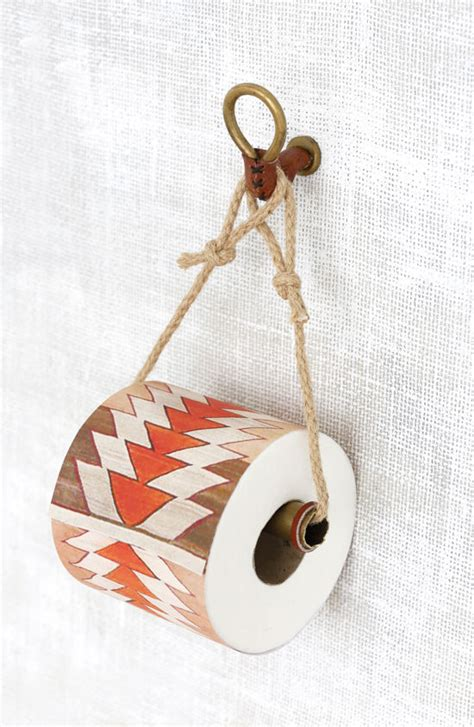 pattern paper holder diy toilet paper holders d e s i g n l o v e f e s t