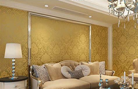 glitter wallpaper dubai wall paper textured glitter metallic damask flocking non