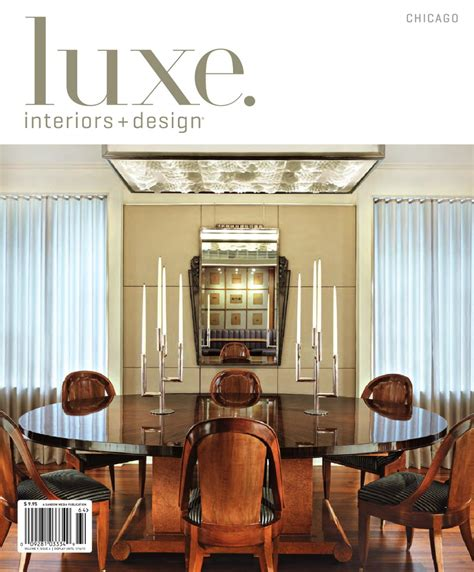 luxe home design inc luxe interiors design chicago 16 by sandow media issuu