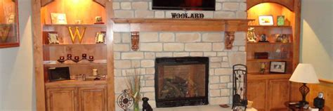 Wiegmann Woodworking Fireplaces Sells Services