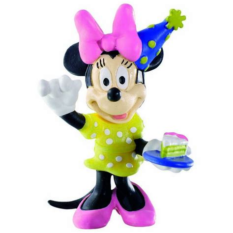 Stuck On Stories Disney Mickey Mouse Clubhouse bullyland minnie mouse classic figures choice of