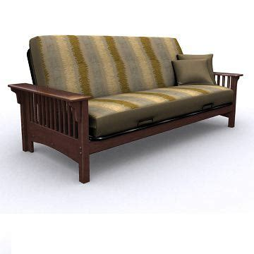 Santa Barbara Metal Wood Futon Frame Futon Beds Sale