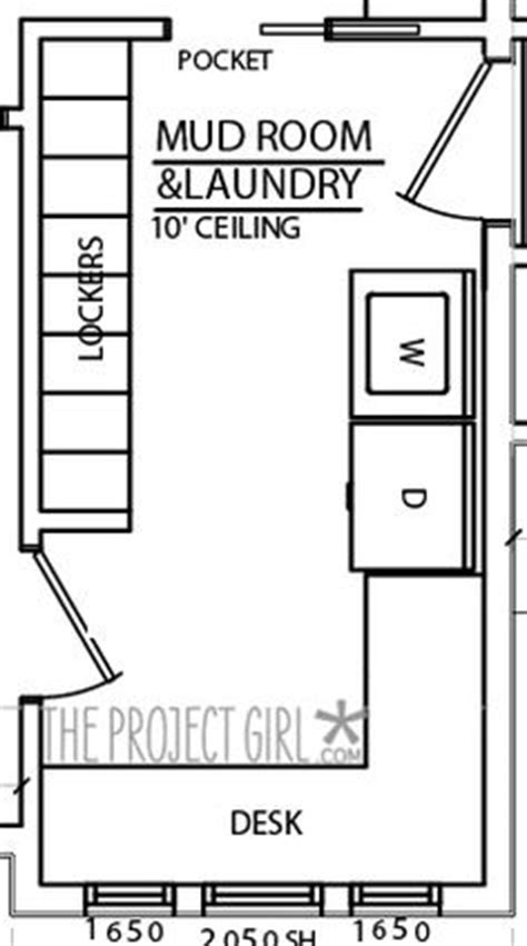 house plans with mudroom 1000 images about floor plans on floor plans