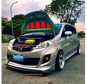 Perodua Alza Silver Modified  Share My Ride GK188