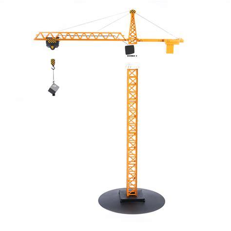 rc boat tower unite double eagle 2 4ghz simulation remote control tower crane