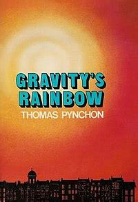 gravity's rainbow wikipedia