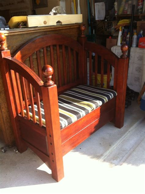Single Seat Storage Bench 31 Best Images About Benches On Spool Bed