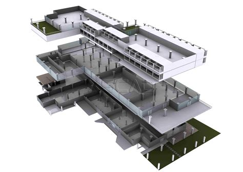 Xs Floor Plan by Bim 3d Modeling Services 4d Building Information