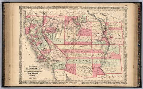 map of new mexico and colorado map of colorado and new mexico images