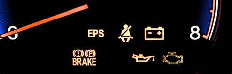 blue lights meaning what does each nissan dashboard warning indicator light