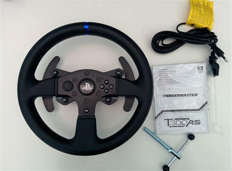 volanti thrustmaster recensione volante thrustmaster t300 rs gamempire