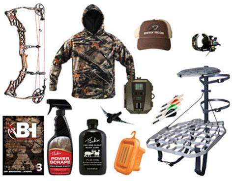 Hunting Gear Giveaways - the planet whitetail free hunting gear
