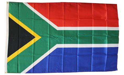 buy south africa 3 x5 polyester flag flagline