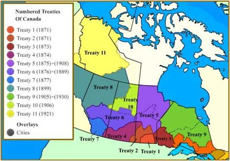 what are 3 7 and 11 on this color wheel indigenous rights in canada the 19th century treaties