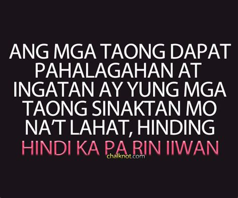 Tagalog Quotes Sayings quotes and sayings quotesgram