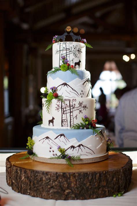 Wedding Cake Mountain by S Keystone Wedding Experience Keystoneresort