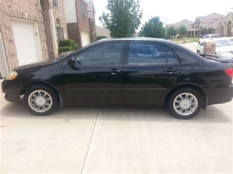 what is a 2005 toyota corolla worth find used 2005 toyota corolla ce sedan 4 door 1 8l in fort