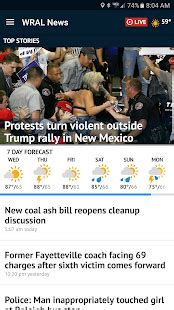 wral news app android apps on google play