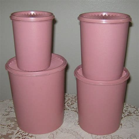 Tupperware Canister Set 489 best tupperware images on vintage
