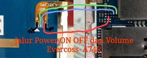 A74r evercoss a74r winner x2 power button solution jumper ways