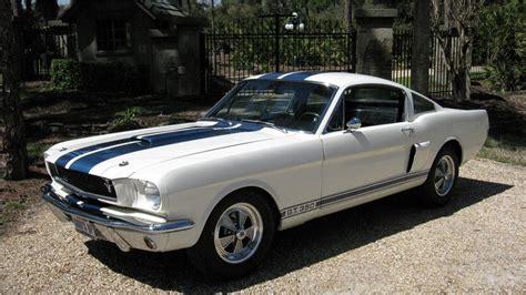 value of 66 mustang 1966 shelby gt350 2 door fastback 101975