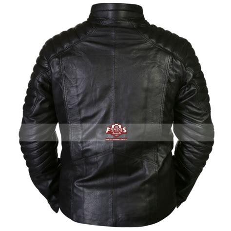 Kent Jaket Bomber Kent Rider Green smallville superman clark kent black leather jacket
