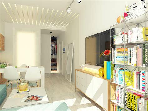 designers house arredare un monolocale di 30 mq il progetto che fa per voi