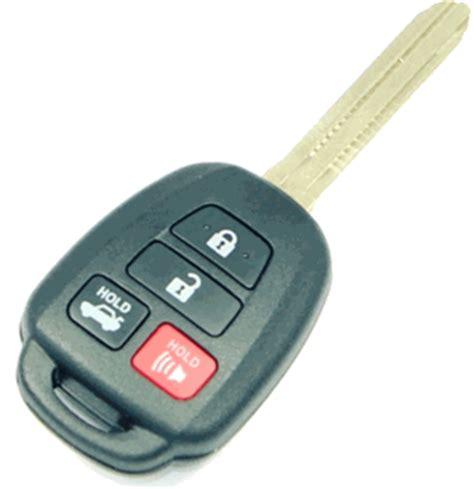 2017 toyota corolla remote keyless entry key key fob