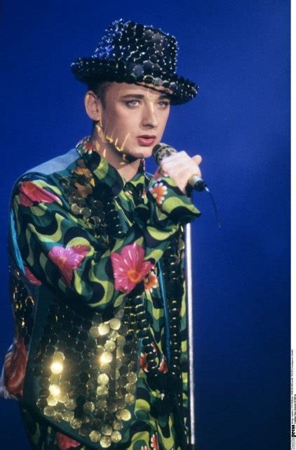 Boy George Showcase At The Pigalle Club In by Pin Af Maja P 229 By Bg