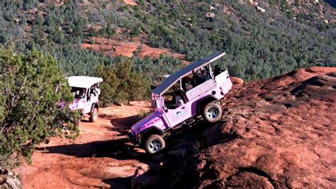 Sedona Az Pink Jeep Tours Sedona Arizona Pink Jeep Tour Broken Arrow On Vimeo