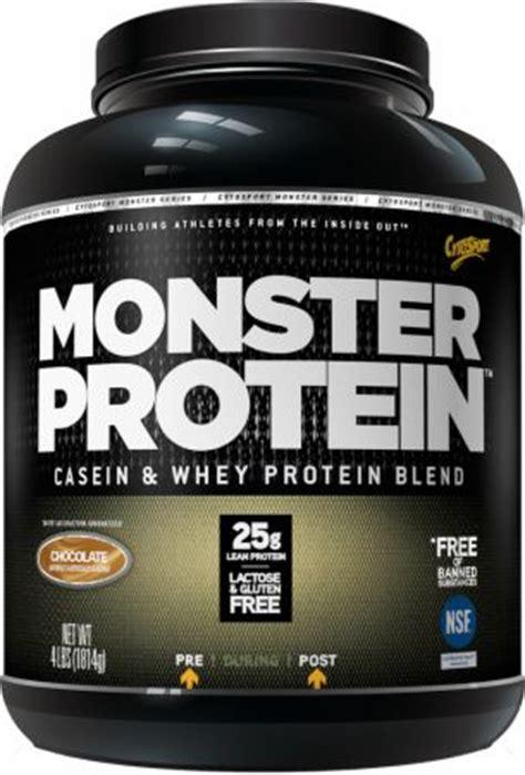 Monsta Whey Protein By Cytosport At Bodybuilding Best